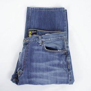 Lucky Brand 181 Jean Light Wash Size 36x34